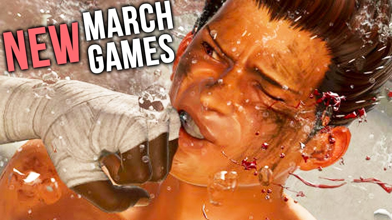 Top 10 New Games Of March 2019 Youtube