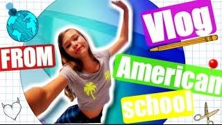jg  vlog из американской школы
