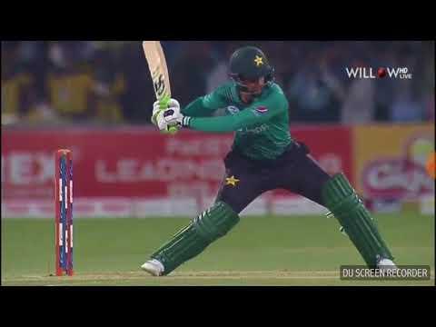 Shoaib malik quick fire 38 of 19 world xl vs pakistan