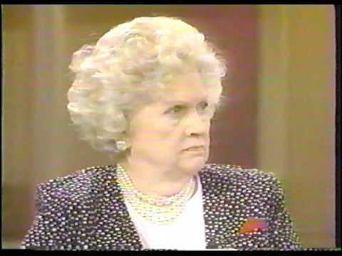 DBC   Frances Pat Mealbach Donahue TV