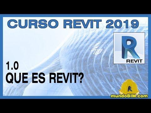 Revit 2019 para principiantes: 01 Qué es Revit?