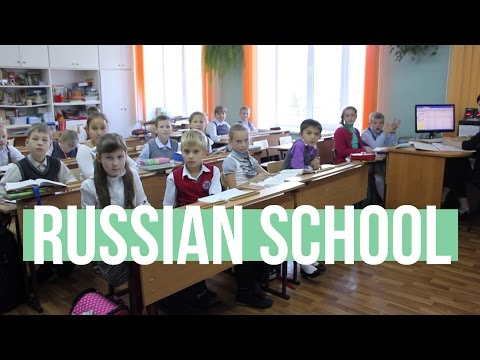 Russian School Tour!