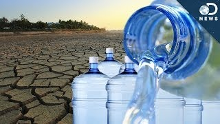Does Your Bottled Water Come From A Drought Zone?