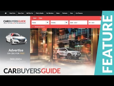 New Car Buyers Guide TV Commercial 2017