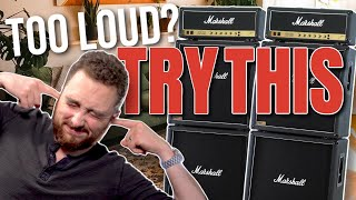 How To Use Y๐ur Tube Amp At Home (and NOT get divorced)