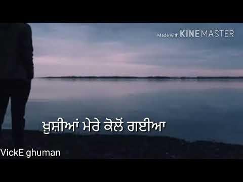 Kerhi galti song by mani maan