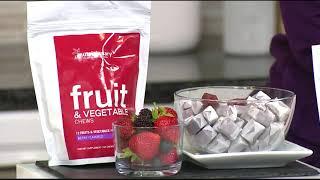 002-235 Nutritionary Probiotic Fruit & Vegetable Chews (60 Count)
