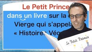 フランス語の発音の練習のために「星の王子様」の1ページ目を1回目音節を区切って読んでから、2回目普通の速さで読みます。 Le Petit Prince...
