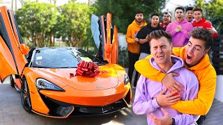 They Surprised Me With My Dream Car...