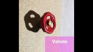Valves for Escape Room. Загадка Вентили.
