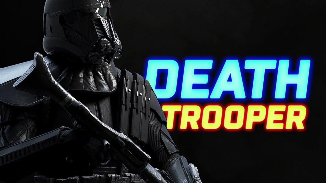 Star Wars Battlefront 2 🎮 Death Trooper (Deutsch / German