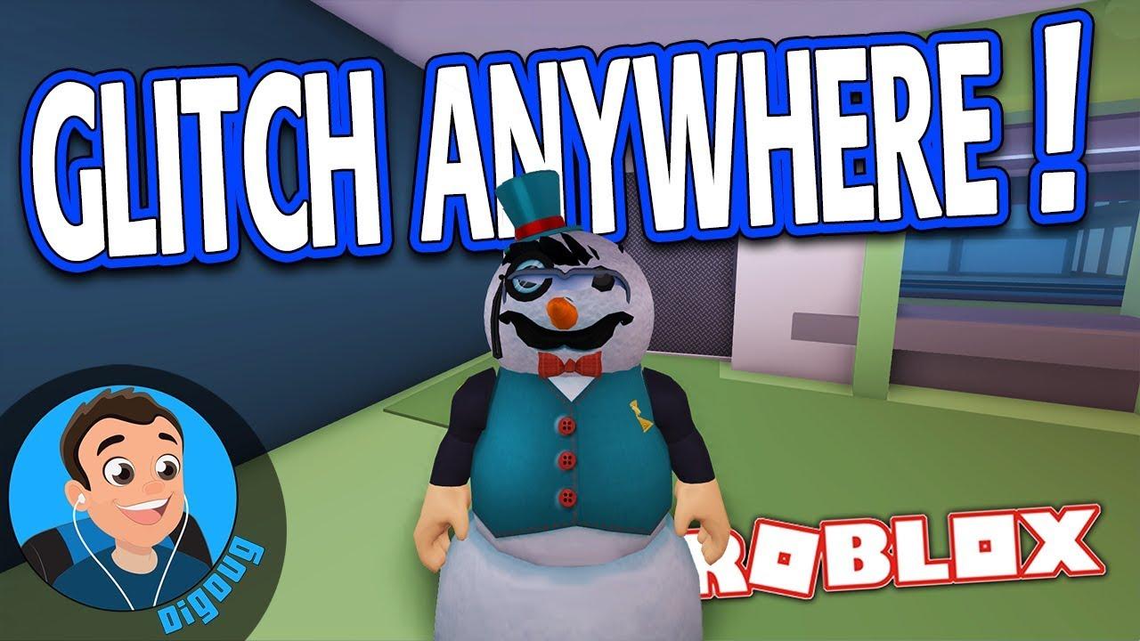 Prison life roblox glitch