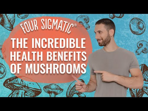 Four Sigmatic: The Incredible Health Benefits Of Mushrooms