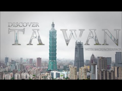 Stopover in Taiwan with Backpackerpack