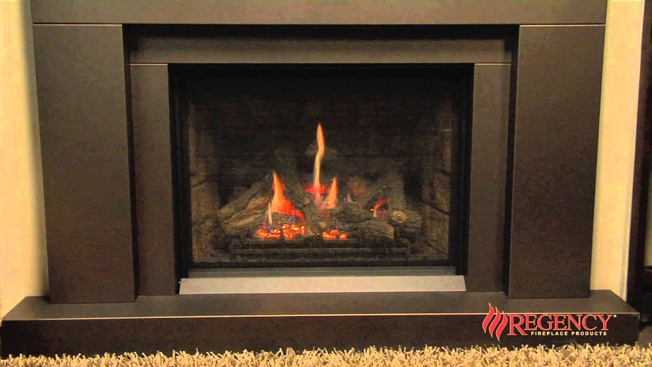 regency bellavista b36xtce medium gas fireplace youtube