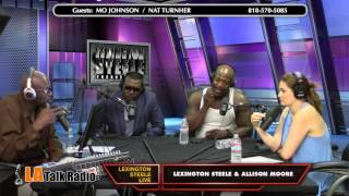 LA Talk Radio: Lexington Steele Live 6-22-15