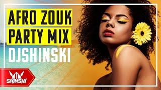 Dj Shinski - Zouk Overdose Mix
