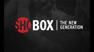 SHOBOX THE NEW GENERATION ERGASHEV VS FOX!