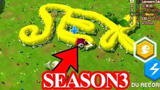 Snake Rivals SEX - Star - Season 3 Hero Snake #4