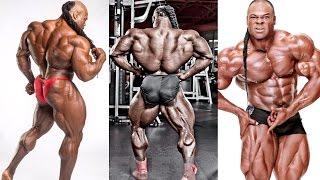 【筋トレ】Kai Greene、私は怪物、筋肉トレ意欲