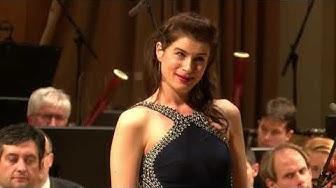 Rinnat Moriah: Zerbinetta's aria R. Strauss Ariadne auf Naxos