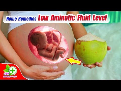 6 Ways Home Remedies To Increase Amniotic Fluid Level During Pregnancy