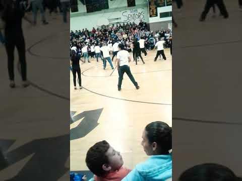 Williams upper elementary school 4th grade dance