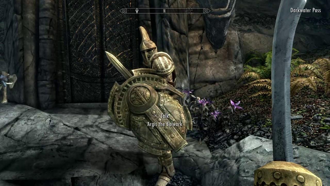 Skyrim: secrets and tricks in passing 68