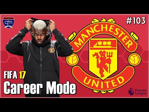 FIFA 17 Manchester United Career Mode: Hasil Gila Semifinal Liga Champions #103 (Bahasa Indonesia)