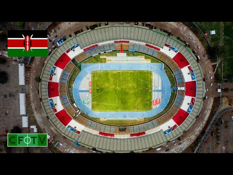 Moi International Sports Centre - Kenya