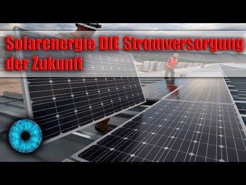 Total unterschätzt: Solarenergie als DIE Stromversorgung der Zukunft - Clixoom Science & Fiction