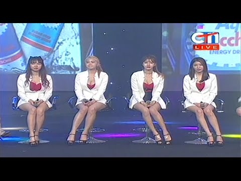 Korean Star Interview, Pocket Girl, Korea Star, Reatrey Komsan CTN 2016
