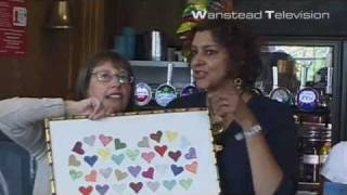 Members' of Art Group Wanstead, organisers behind the annual Art Tr...