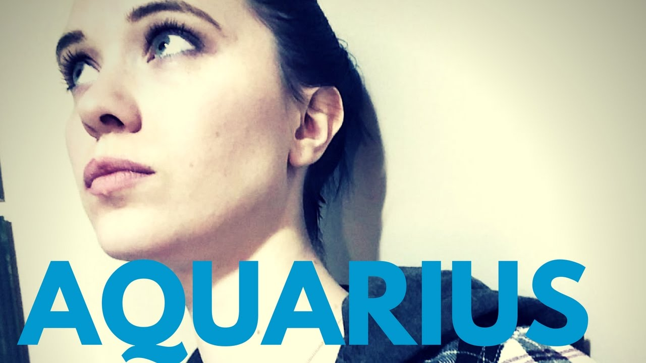 AQUARIUS — Canary Quill Astrology