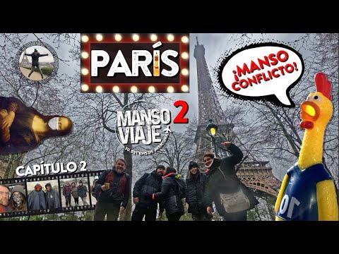 Download Manso Viaje 2 - Capítulo 2. Nos reencontramos con París!!!!