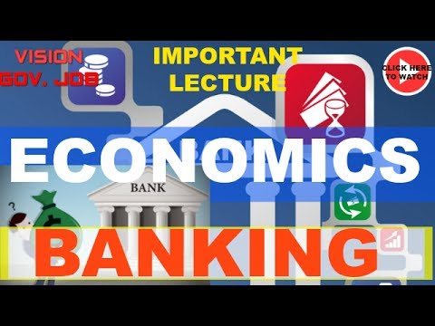 || Economics || Banking Sector || for mpsc upsc sti psi asst exams ||