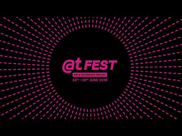 (at)Fest - Festival di arti digitali e nuove tecnologie I