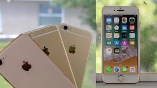 iPhone 8 vs iPhone 6S vs iPhone 6 - Should You Upgrade?