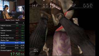 [Former WR] Shadow Tower - Any% - 54:52 by meauxdal