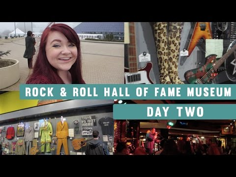 ROCK AND ROLL HALL OF FAME MUSEUM | PhyleshaStyle