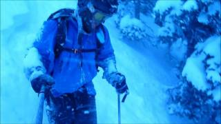 Wasatch Backcountry Powder Skiing, SUPER DEEP!!! Thumbnail