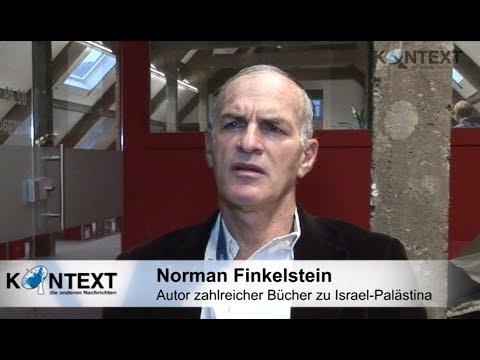 Norman Finkelstein zum Nahostkonflikt: