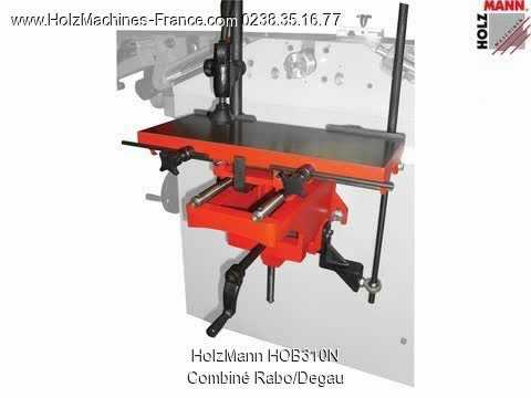 holzmann hob310n combin rabo degau machine bois youtube. Black Bedroom Furniture Sets. Home Design Ideas
