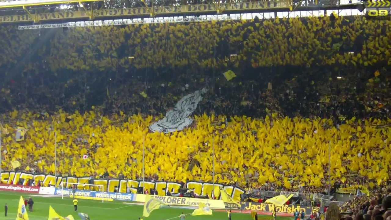 Der Muri - Schwarz und Gelb (BVB Borussia Dortmund Fansong)