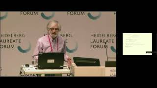 5th HLF – Lecture: Leslie Lamport