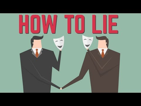 HOW TO LIE LIKE A PRO