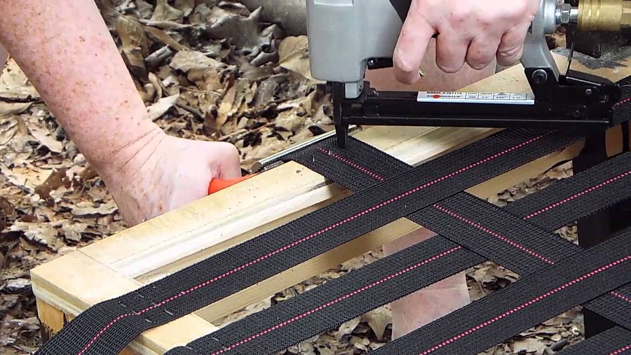 How To Use Elasbelt For Upholstery Seats
