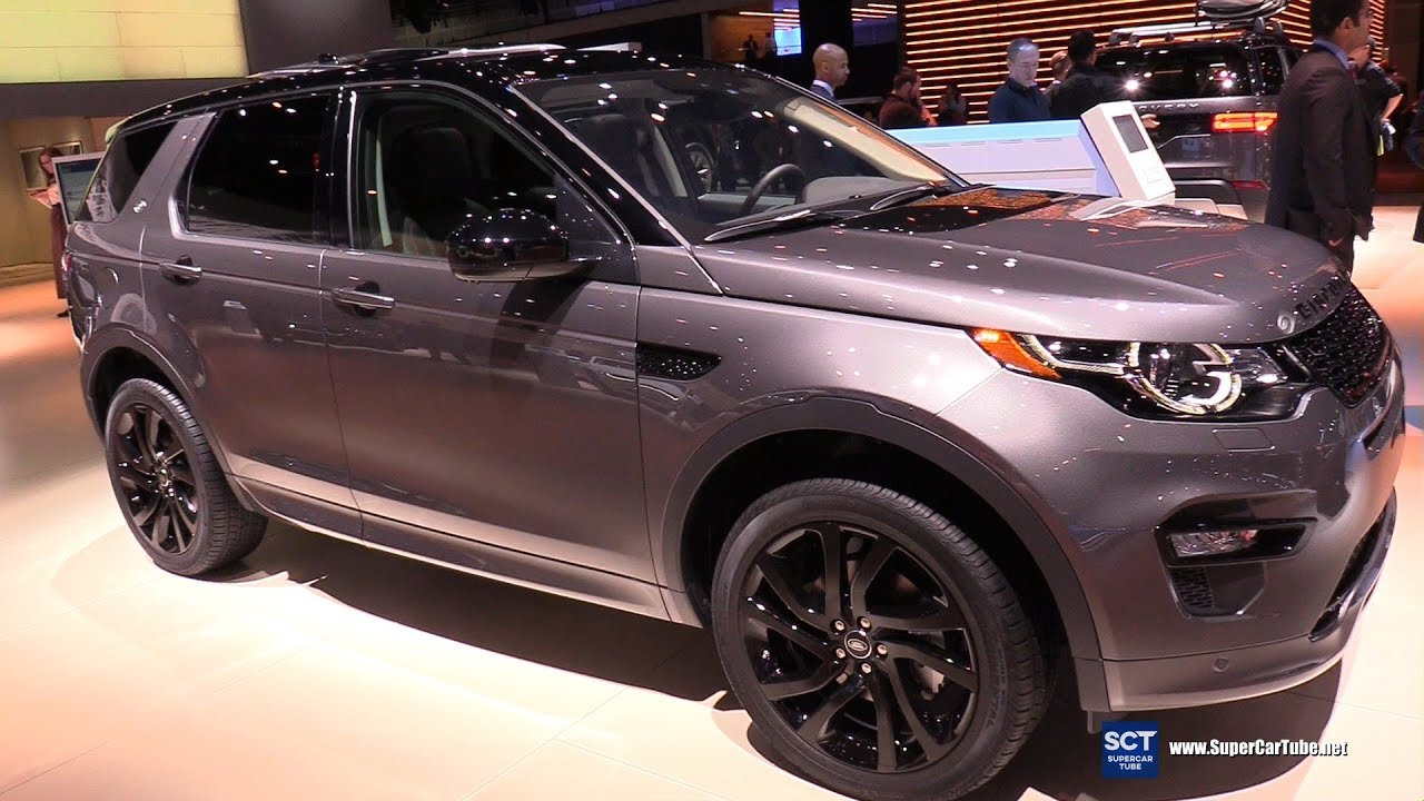 2019 Land Rover Discovery Sport Exterior And Interior Walkaround 201 Land Rover Discovery Sport Land Rover Discovery Land Rover