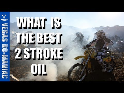 What is the best 2 STROKE OIL to use in my bike!?