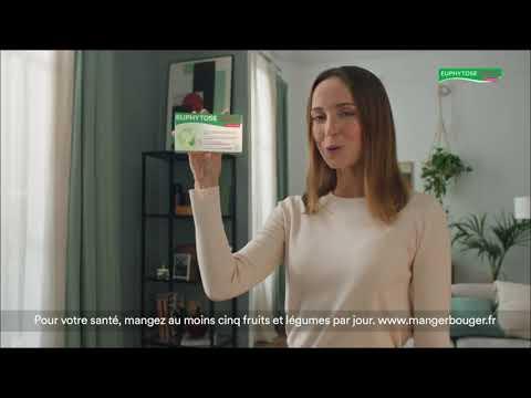 """Musique de la pub Euphytose Confort intestinale Bayer """"reprenez le contrôle de l'intérieur""""  2021"""
